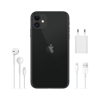 Apple iPhone 11 Smartphone (MWM72ZD/A) (Bild #2)
