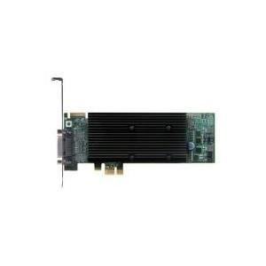 Grafikkarten - Matrox M9120 Plus LP Grafikkarten 512 MB DDR2 PCIe Low Profile  - Onlineshop JACOB Elektronik