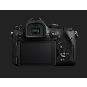 Systemkameras - Panasonic Lumix DMC FZ2000 Digitalkamera Kompaktkamera 20.1 MPix 4K 24 BpS 20x optischer Zoom Leica Wi Fi Schwarz  - Onlineshop JACOB Elektronik