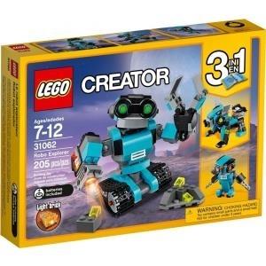 LEGO Creator Forschungsroboter (31062)