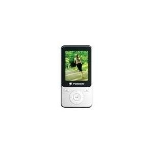 CD, MP3 Player - Transcend MP710 Digitalplayer Flash 8GB Anzeige 5,1 cm (2) weiß (TS8GMP710W)  - Onlineshop JACOB Elektronik