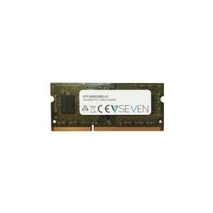 Arbeitsspeicher - V7 DDR3 2 GB SO DIMM 204 PIN 1600 MHz PC3 12800 CL11 1.35 V ungepuffert nicht ECC (V7128002GBS LV)  - Onlineshop JACOB Elektronik