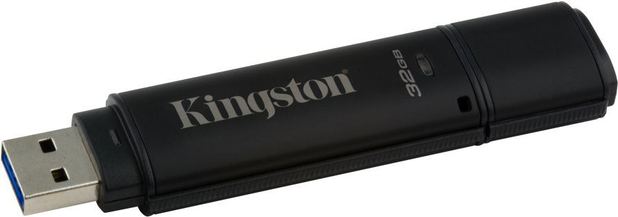 Kingston DataTraveler 4000 G2 Management Ready (DT4000G2DM/32GB) (Bild #8)
