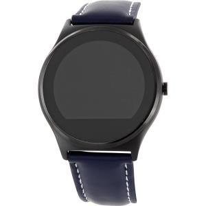 xlyne 540071 Band Navy Leder Smartwatch-Zubehör (540071)