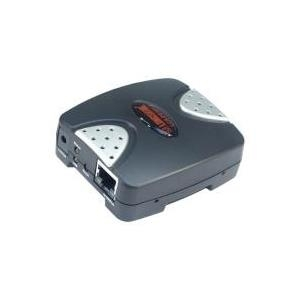 Longshine LCS-PS101-2 - Druckserver - USB - 10/100 Ethernet (LCS-PS101-2)