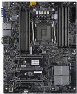 SUPERMICRO X11SRA-F - Motherboard - ATX - LGA2066 Socket - C422 - USB 3.0, USB 3.1 - Gigabit LAN, 5 Gigabit Ethernet - Onboard-Grafik - HD Audio (8-Kanal)