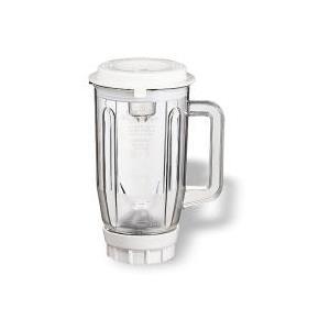 Bosch MUZ 4MX2 - Mixer für Küchenmaschine - Weiß/Transparent - für Bosch MUM4405EU, PowerMixx 44 MUM 4405 (MUZ 4MX2)
