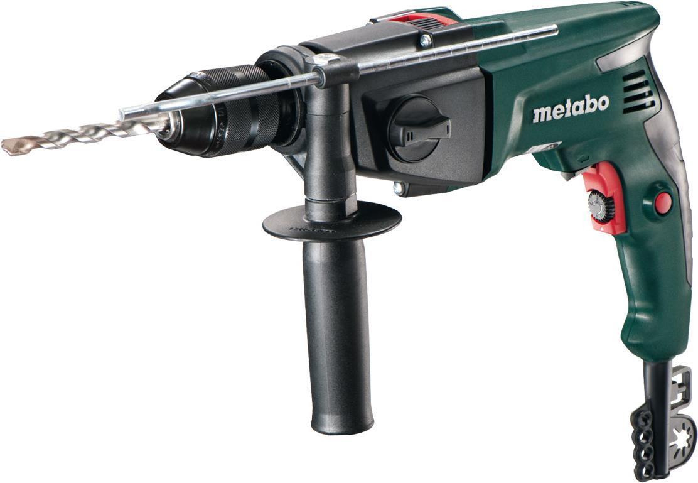 Werkzeuge - Metabo SBE 760 3200RPM Ohne Schlüssel 760W 2300g Schwarz Grün Bohrmaschine (600841850)  - Onlineshop JACOB Elektronik
