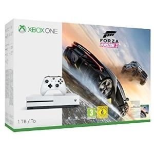 Microsoft Xbox One S - Forza Horizon 3 Bundle -...