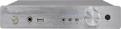 Verstärker, Receiver - Renkforce Stereo Verstärker T21 2 x 50 W Aluminium Bluetooth®, USB (T21)  - Onlineshop JACOB Elektronik