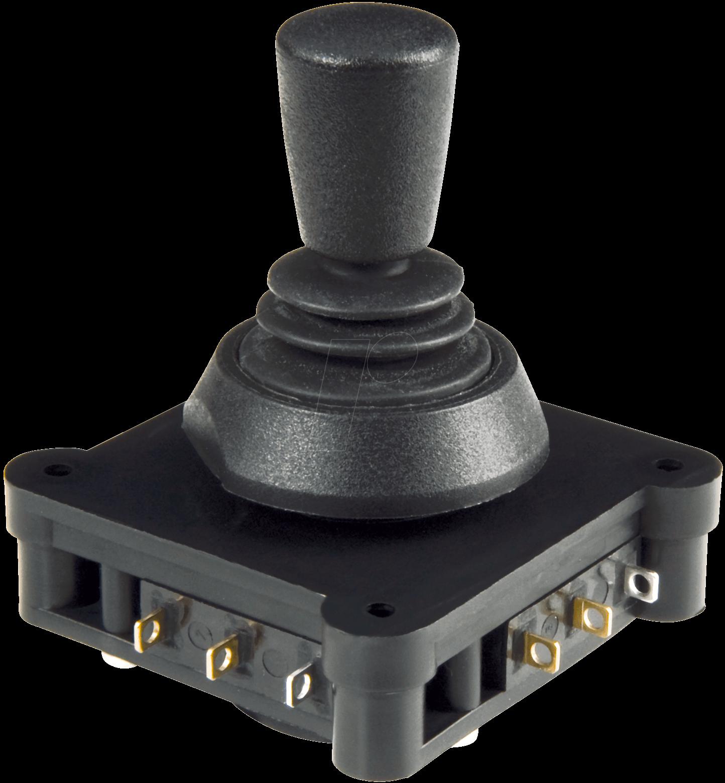 APEM GmbH APEM JOYSTICK MS - Microswitch Joystick (1D15F1500)