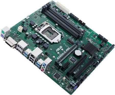 ASUS B250M-C PRO/CSM - Motherboard - micro ATX - LGA1151 Socket - B250 - USB 3.1 Gen 1 - Gigabit LAN - Onboard-Grafik (CPU erforderlich) - HD Audio (8-Kanal) (B-Ware)