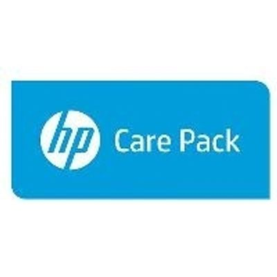 Hewlett-Packard Electronic HP Care Pack 6-Hour Call-To-Repair Proactive Care Advanced Service with Defective Media Retention (U5EL7E)