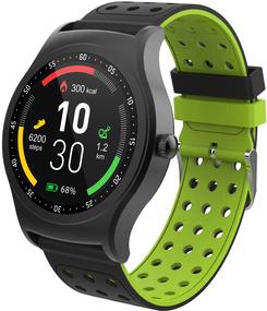 DENVER SW-450 - Intelligente Uhr - Anzeige 3,3 cm (1.3) - Bluetooth - 28 g (SW-450)