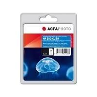 APHP300XLB AP HP.DJ F4580 INK 18ml black - 1 x Schwarz - für HP Deskjet F2430, F2483, F2488, F4435, F4580, Envy 100 D410, 11X D411, Photosmart C4685 (APHP300XLB)