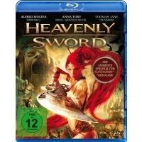 Heavenly Sword, Blu-ray