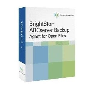 CA ARCserve Backup Agent for Open Files for Win...