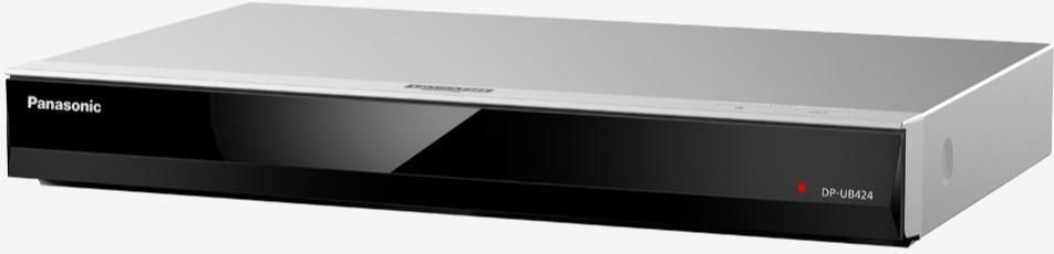 Panasonic DP-UB424 3D Blu-ray-Disk-Player (DP-UB424EGS)