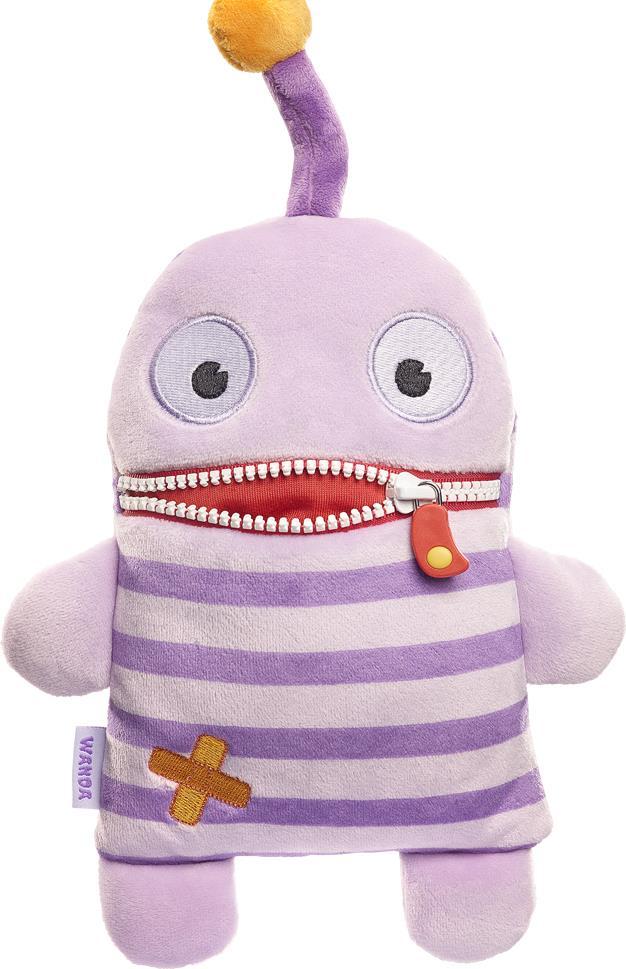 Schmidt Spiele Wanda Monster Plüsch Violett (42...