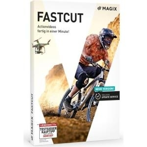 Magix Fastcut Vollversion, 1 Lizenz Windows Videobearbeitung jetztbilligerkaufen