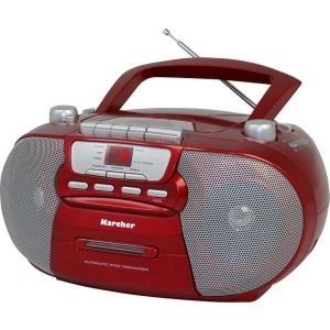 Karcher UKW Radio RR 5040 CD-Radio, Kassettenra...