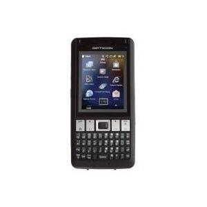 Opticon H21 2D - Datenerfassungsterminal Windows Mobile 6,5 256MB 7,1 cm (2.8) Farbe TFT (480 x 640) Kamera auf Rückseite Barcodeleser Wi-Fi, Bluetooth 3G Schwarz (12599)