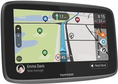 TomTom GO Camper - GPS-Navigationsgerät - Kfz 1...