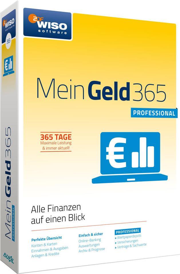 Buhl Data WISO Mein Geld Professional 365 2018 ...