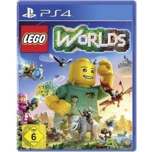 Warner Games LEGO Worlds (1000636138)