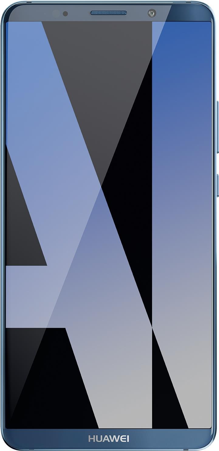 Huawei Mate 10 Pro - Smartphone - Dual-SIM - 4G LTE - 128GB - TD-SCDMA / UMTS / GSM - 15,2