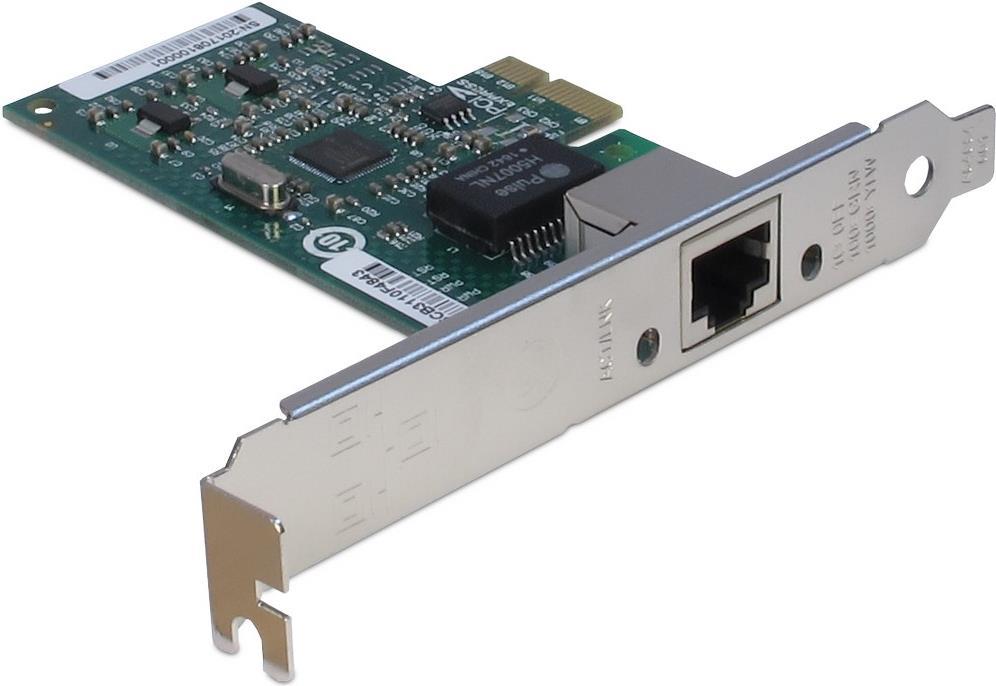 INTER-TECH LR-9201 - LAN-Adapter Intel 82574 Of...
