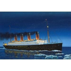 Revell RMS Titanic - 1:700 - Passenger ship - R...