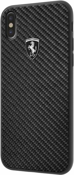 Heritage Carbon - Hardcover - Apple iPhone X-Eu...