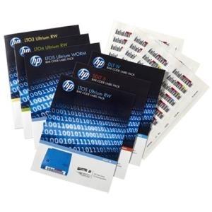 Hewlett Packard Enterprise HPE RW Bar Code Labe...
