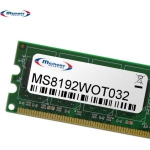 Memory Solution MS8192WOT032 - PC / Server - Qu...