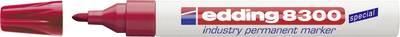 Edding Permanent Marker E-8300 rot jetztbilligerkaufen