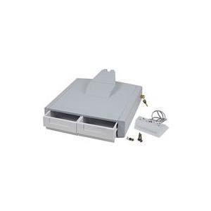 Ergotron StyleView Primary Double Drawer - Montagekomponente (Auszugsmodul) verriegelbar medizinisch Grau, weiß am Wagen montierbar (97-979) jetztbilligerkaufen