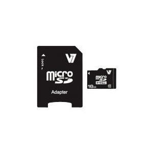 V7 VAMSDH16GCL10R-2E - Flash-Speicherkarte (mic...