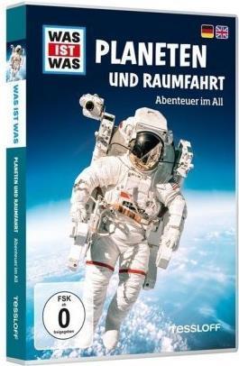 ISBN Was ist Was? Planeten und Raumfahrt - Film...