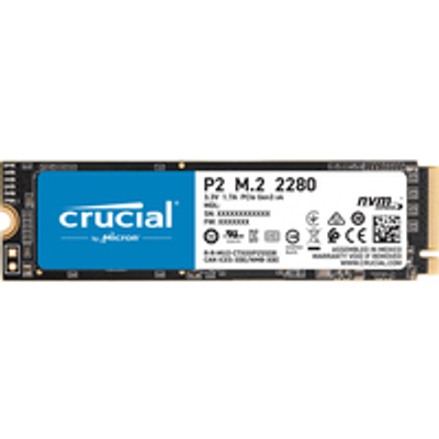 CRUCIAL SSD Crucial P2 (CT1000P2SSD8)