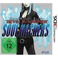 Computerspiele, Konsolenspiele - Atlus Devil Summoner Soul Hackers (3DS) (5060220222939)  - Onlineshop JACOB Elektronik