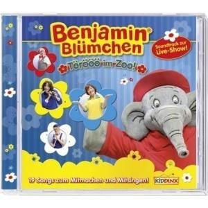 Kiddinx Benjamin Blümchen Soundtrack Feier mit ...