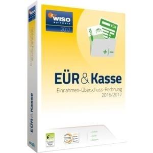 WISO EÜR & Kasse 2017 jetztbilligerkaufen
