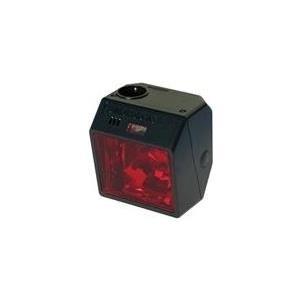 Honeywell IS3480 QuantumE - Barcode-Scanner Desktop-Gerät 1650 Linie/Sek. decodiert RS-232, heller Stift (MK3480-30D41) - broschei