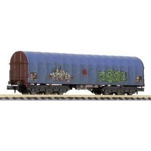 Liliput L265779 N Transportwagen der DB AG Graffiti (L265779) jetztbilligerkaufen