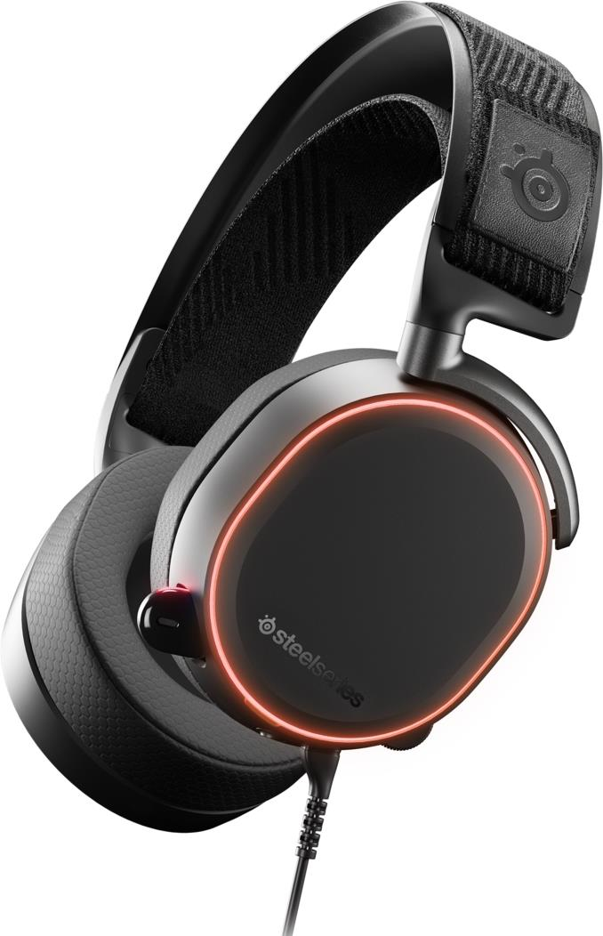 Audiozubehör - SteelSeries Arctis Pro Headset Full Size kabelgebunden USB, 3,5 mm Stecker  - Onlineshop JACOB Elektronik