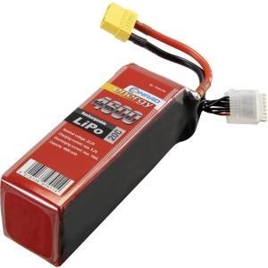 Conrad energy Modellbau-Akkupack (LiPo) 22.2 V ...