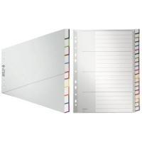 Esselte Kunststoff Register blanko A4 PP 12-teilig