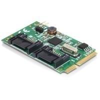 DeLOCK - MiniPCIe Modul - I/O PCI Express Full ...