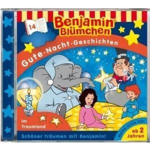 Kiddinx Benjamin Blümchen GNG 14 - Im Traumland...